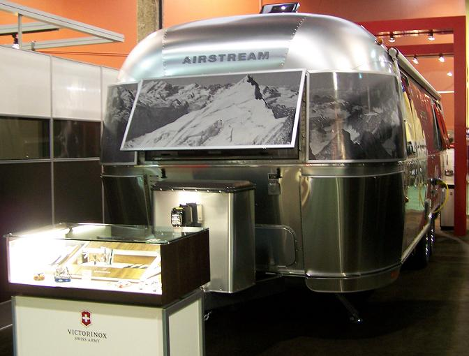 Victorinox Edition Airstream